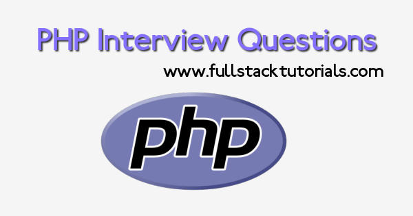 Core PHP Interview Questions and Answers
