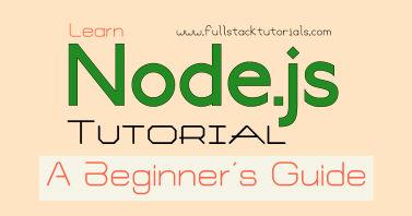 Nodejs Tutorials